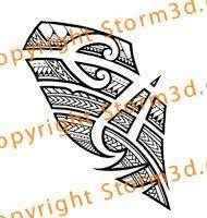 polynesian mask tribal sleeve shoulder tattoo aj 1 pinterest