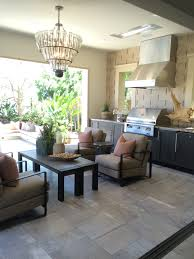 love this california room off of the kitchen california room