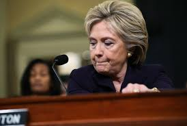hillary clinton weathers house benghazi committee hearing