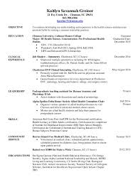 Resume For First Job For Students by Pre Internship Resume