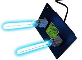 hvac uv light kit amazon com air purifier uv light for ac hvac ultravaiolet dual l