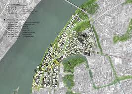 som nanjing xiaguan riverfront master plan
