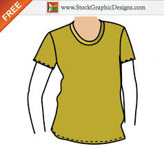 apparel t shirt mockup template free vector vector free download
