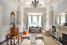 Victorian Livingroom by Renovated Formal Living Room With Stunning Victorian Esque Details