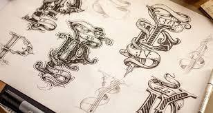 20 inspiring examples of logo design sketching