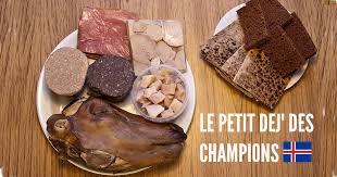 spécialité cuisine top 11 des spécialités islandaises pour manger comme un viking topito