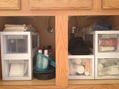 Bathroom Cabinet Organizer Under Sink by By Sheryl Garcia Ikea Lennart 3 Drawer Cart Is Meant For The