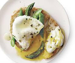 Beurre Blanc Sauce Recipe by Poached Egg And Asparagus Toasts With Lemon Chive Beurre Blanc