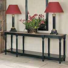 Black Console Table Upton Weathered Oak Top Console Table Black Console Tables