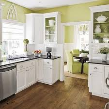 kitchen cabinet and wall color combinations kitchen color schemes white cabinets house ideas pinterest