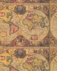map wrapping paper roll antique map heavy gift wrapping paper 30 in x 6 ft sheet ebay