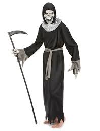 grim reaper halloween costume for adults