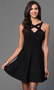 klshort black dresses sheer back panel emerald sundae black dress emeralds