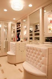 Small Chandeliers For Closets 30 Fabulous Walk In Closets To Inspire You Decor Pinterest
