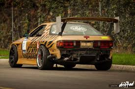 Drift Car The Garage Life Fc Rx 7 Drifted Com