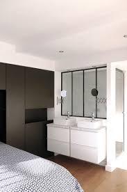 chambre salle de bain ouverte awesome chambre avec salle d eau ouverte images design trends 2017