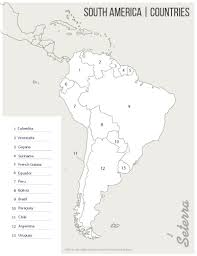 america and america map quiz south america countries printables map quiz