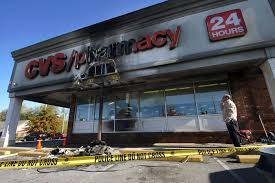 cvs on moosic reopens after small news the times