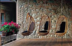 some factors to help you determine the right rattan hanging chairs