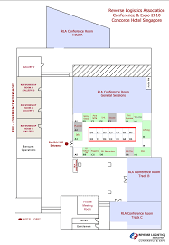 floor plan hotel reverse logistics conference u0026 expo concorde hotel singapore