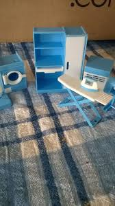 Dolls House Furniture 223 Best Jean Germany Plastic Dolls House Furniture Including