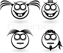 feelings coloring pages perfect emotions faces google search with