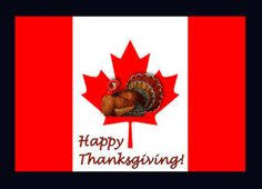 in my world canadian thanksgiving how it began