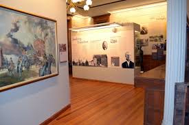 Seeking War Room Exhibit The Watkins Museum Of History Douglas County Kansas