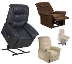 Riser Recliner Chairs Riva Dual Motor Electric Riser And Recliner Chair Choice Of