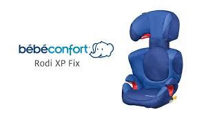 si e auto bebe confort e leggerezza arriva rodi xp fix di bébé confort