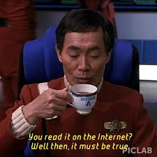 Read Me Me Me Online - image 560417 george takei know your meme