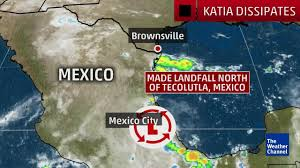 Mexico Hurricane Map by Atlantic Goes Into A Slumber Here U0027s What Noaa Expects The Rest Of