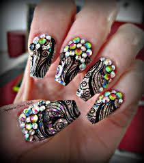 swirl coffin nails nails pinterest coffin nails nail nail