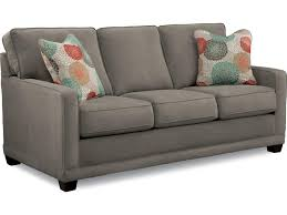 Lazy Boy Furniture Outlet La Z Boy Kennedy Transitional Supreme Comfort Queen Sleep Sofa