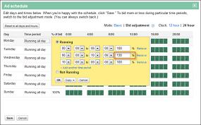 adwords bid using excel 2010 sparklines to analyse analytics