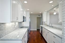 White Kitchen Cabinets Backsplash Ideas White Cabinet Backsplash Luna Pearl Granite Countertop With White