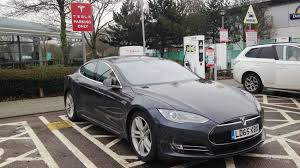 tesla model s charging tesla model s 70d 2016 review by car magazine