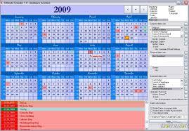 free ultimate calendar ultimate calendar 1 7 0 0u6