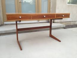 Compact Modern Desk by Request Mid Century Modern Desk Like This One Minus The Legs
