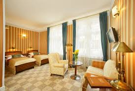 Twin Bed Hotel by Hotel Paris Prague Stay