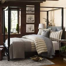 Black Canopy Bed Frame Canopy Beds