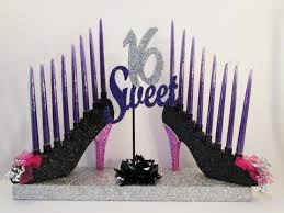 sweet sixteen or quinceanera styrofoam centerpieces u2013 designs by ginny