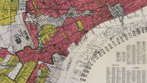 Red Line Map Chicago by See The Maps From The 1930s That Explain Racial Segregation In
