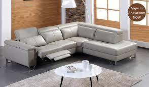Leather Electric Recliner Sofa Prema Corner Electric Recliner Sofa Top Grain Leather Luxury