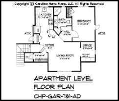 craftsman garage apartment plan gar 781 ad sq ft small budget
