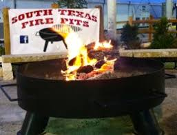 Fire Pit Rotisserie by South Texas Firepits