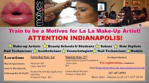 makeup classes indianapolis motives cosmetics class attention indianapolis make up