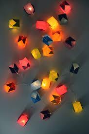 how to make fairy lights diy origami box fairy lights gathering beauty
