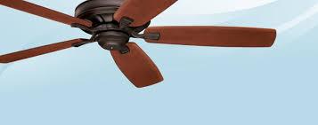 standard size ceiling fans