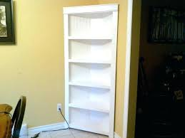 How To Build A Corner Bookcase Diy Corner Shelves Realvalladolid Club